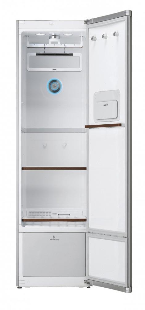 Máy giặt đa năng của LG không cần sử dụng nước và bột giặt