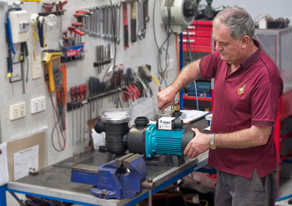Sửa chữa máy bơm chuyên nghiệp tại Đà Nẵng