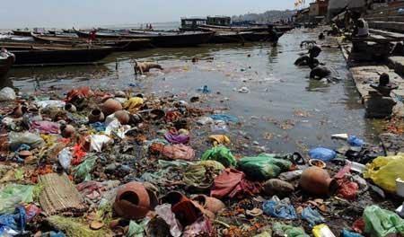 Tình trạng ô nhiễm lưu vực sông ngày càng nghiêm trọng