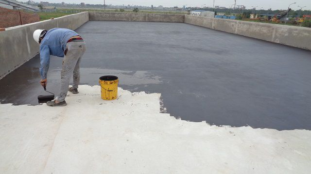 Dịch vụ chống thấm sàn mái duy nhất tại đà nẵng