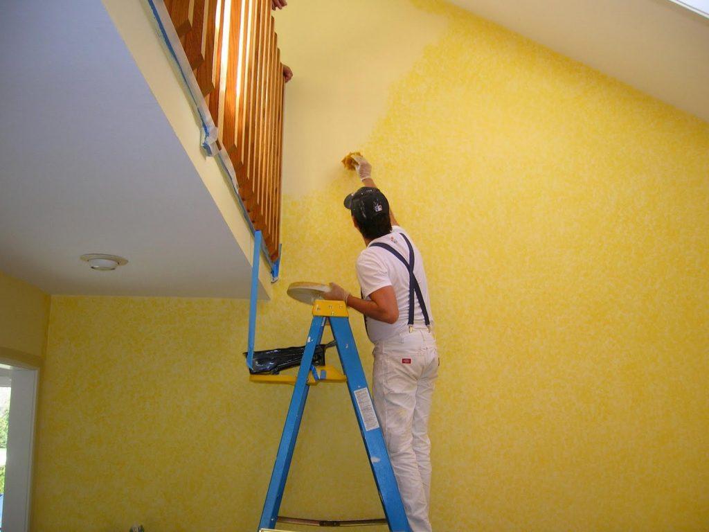 Ích lợi của loại sơn chống thấm javitex