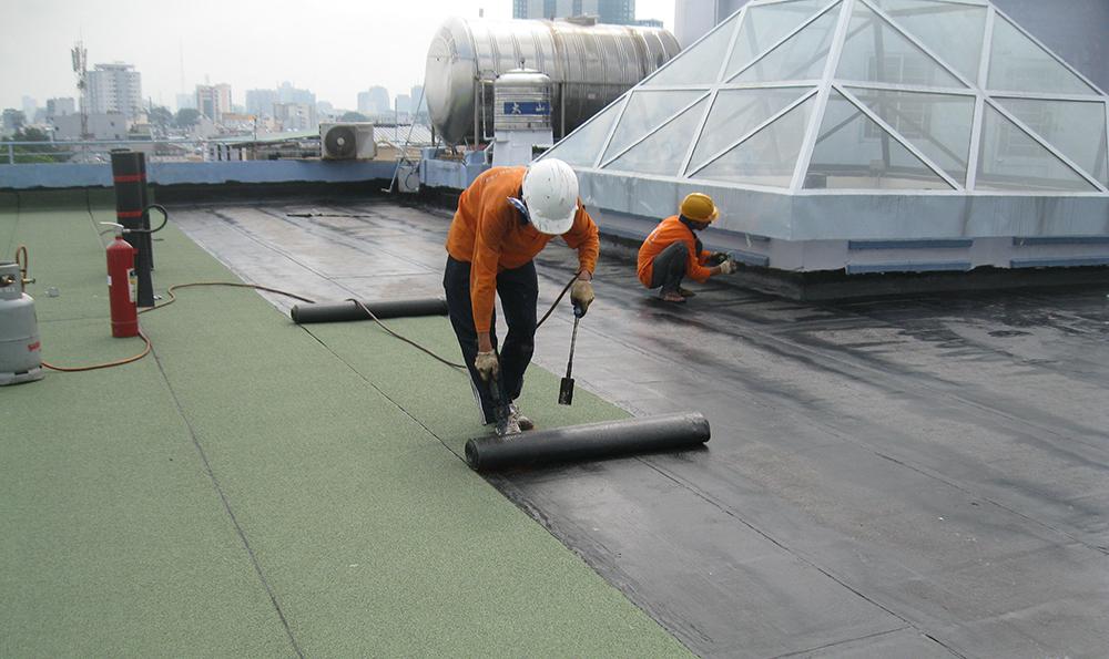 Hướng dẫn cách sử dụng Sikaproof Membrane chống thấm tại đà nẵng