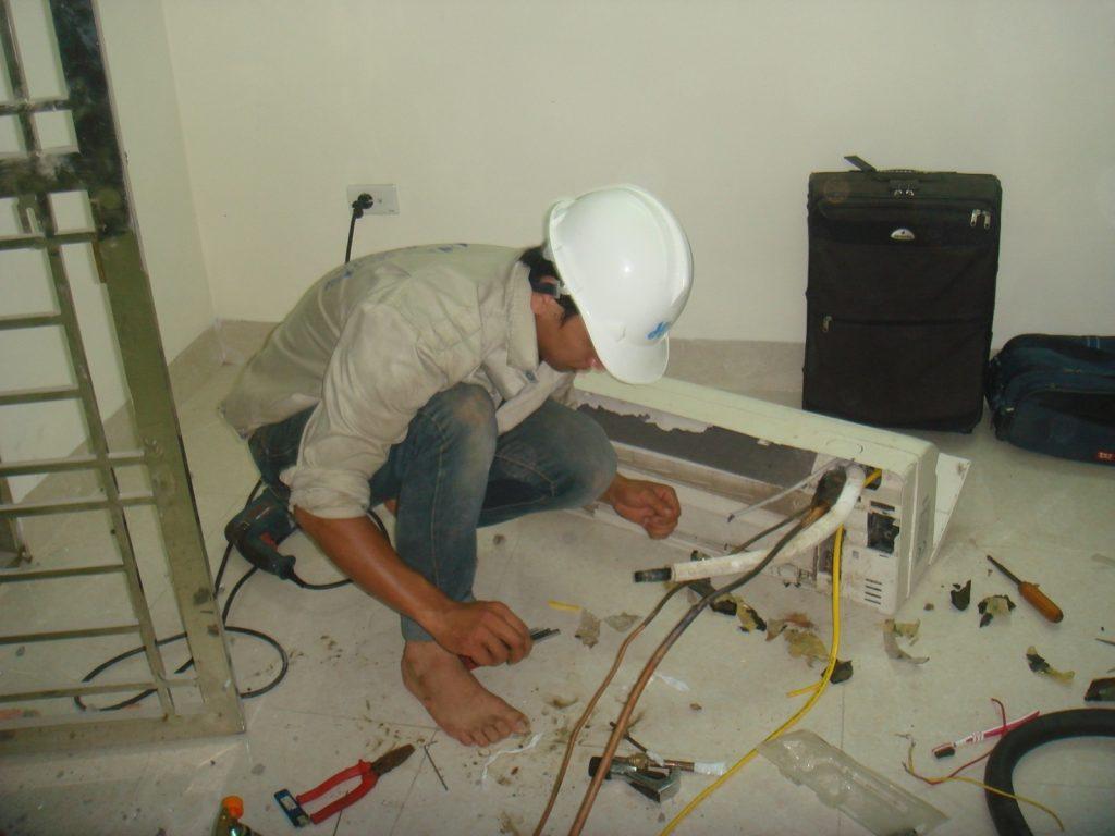 Dịch vụ sửa điện nước tại đà nẵng dân dụng