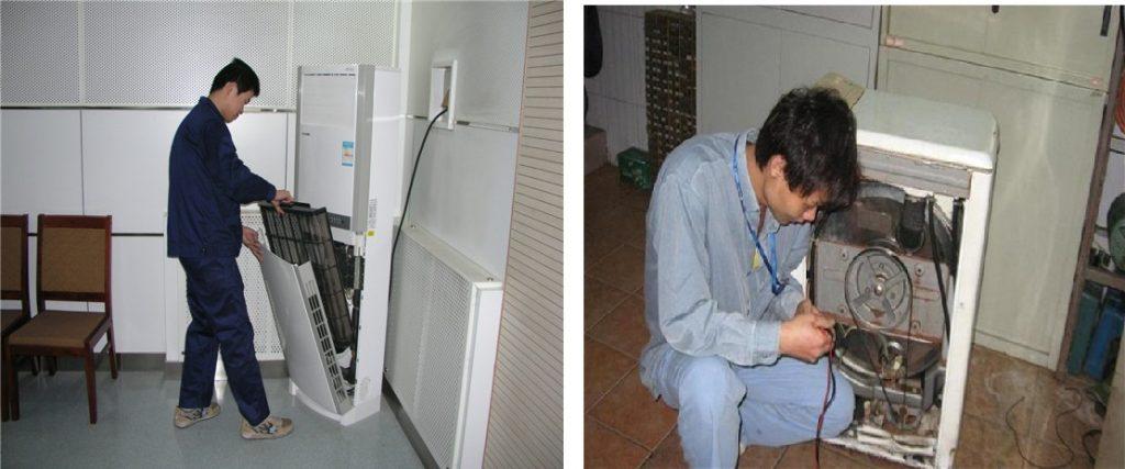 Dịch vụ sửa điện nước tại quận liên chiểu