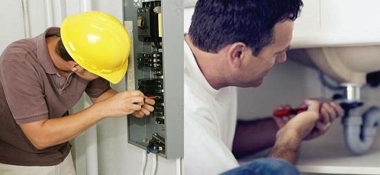 Dịch vụ sửa chữa điện nước tại quận hải châu